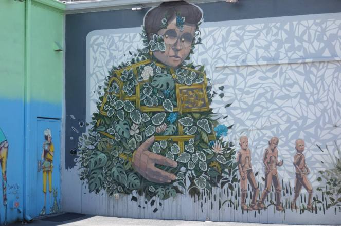 Wynwood Walls Murals